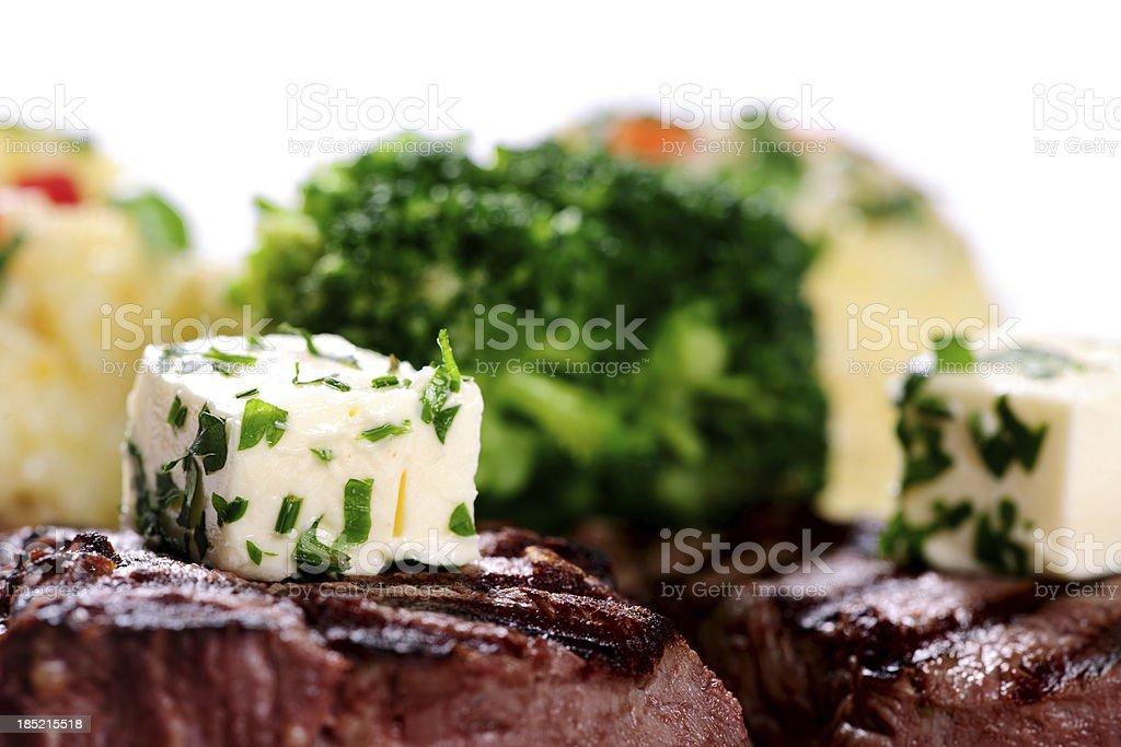 prepared food stock photo
