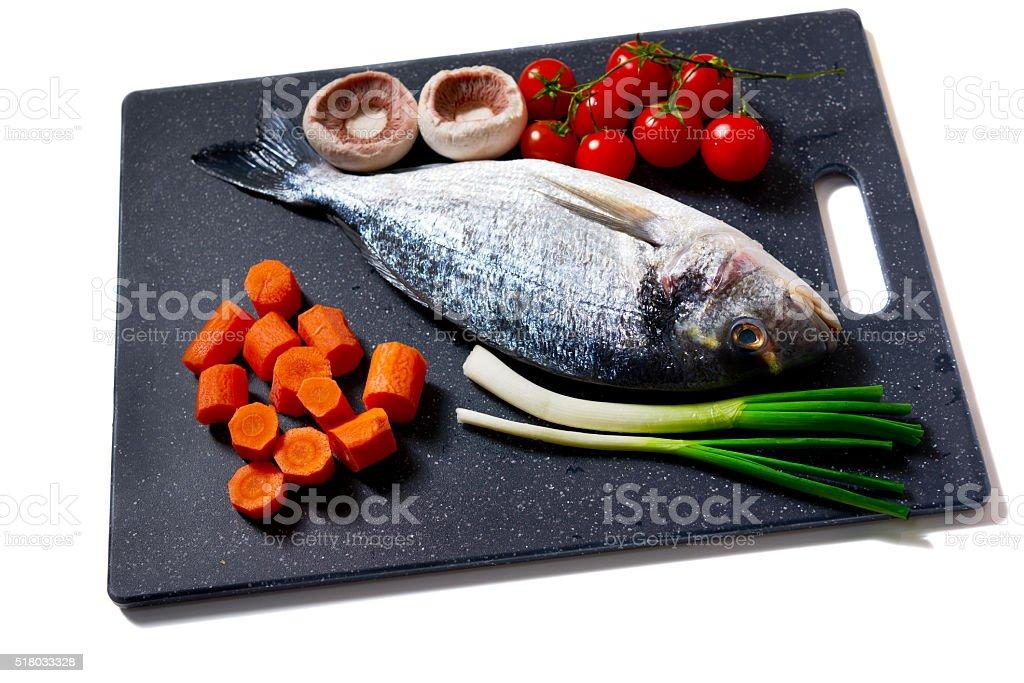 preparing healthy eating stock photo