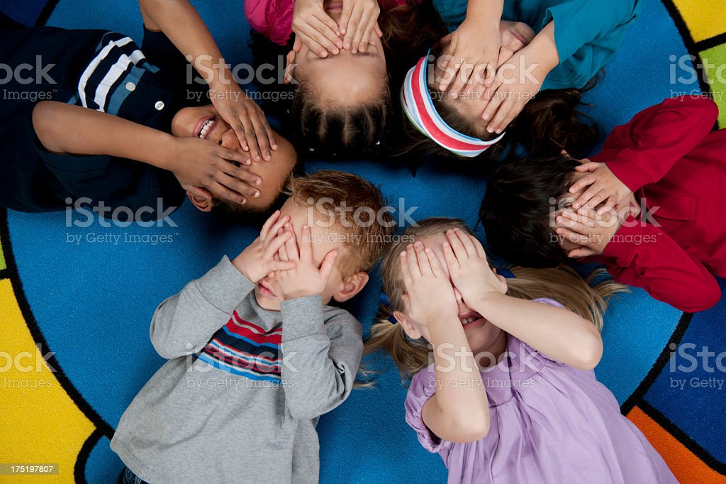 Pre-School stock photo