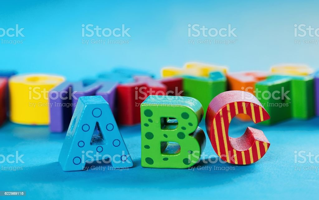Preschool stock photo