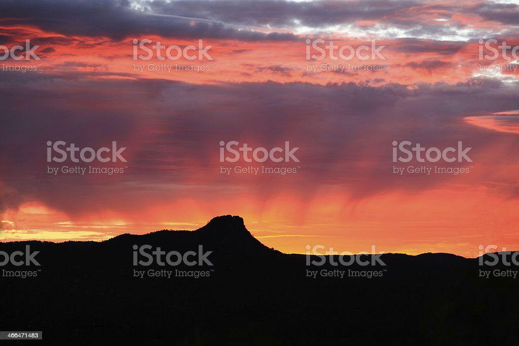 Prescott Arizona stock photo