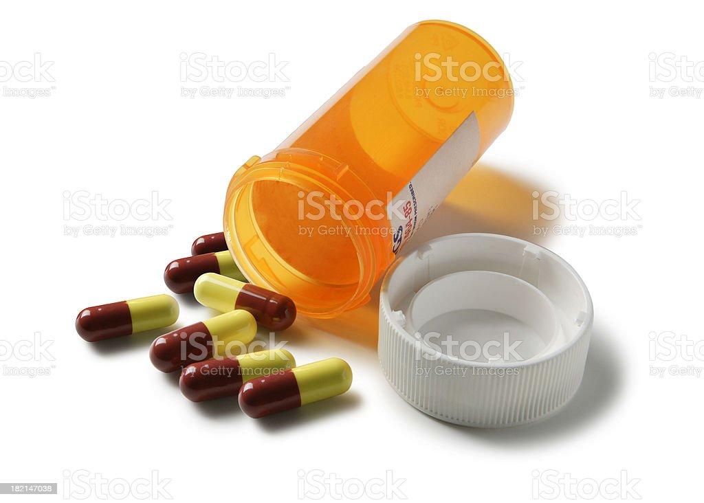Prescription Drugs 3 royalty-free stock photo