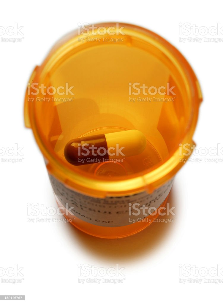 Prescription Drugs 5 royalty-free stock photo