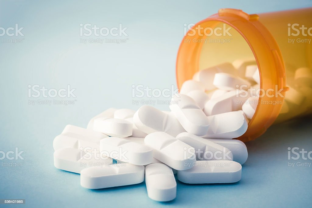Prescription Drugs stock photo