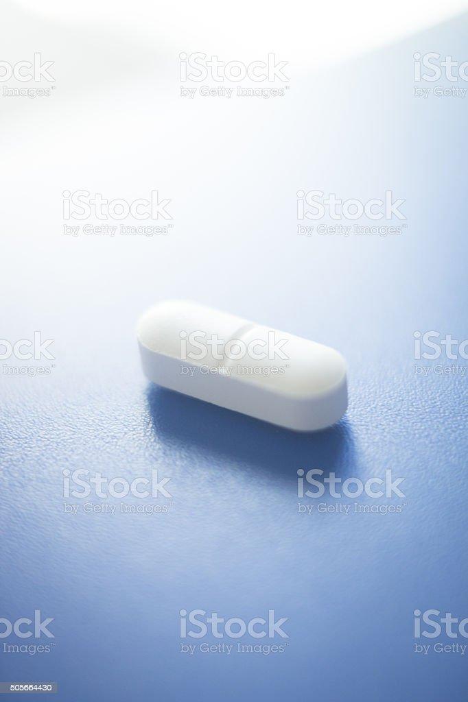 Prescription medication tablets medicine pills stock photo