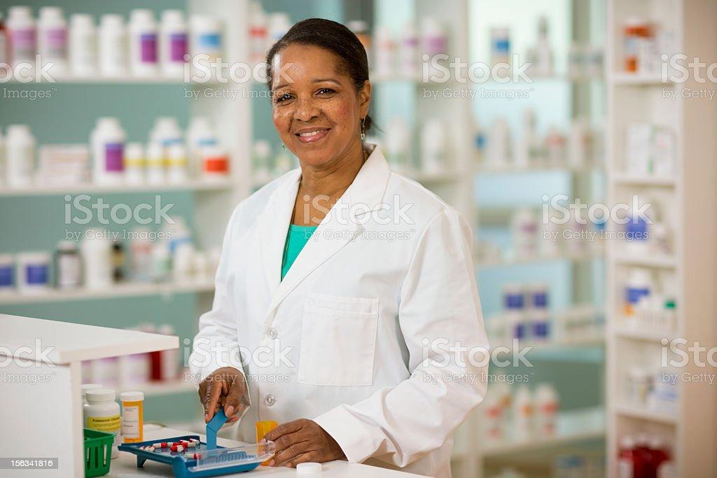 Prescription stock photo