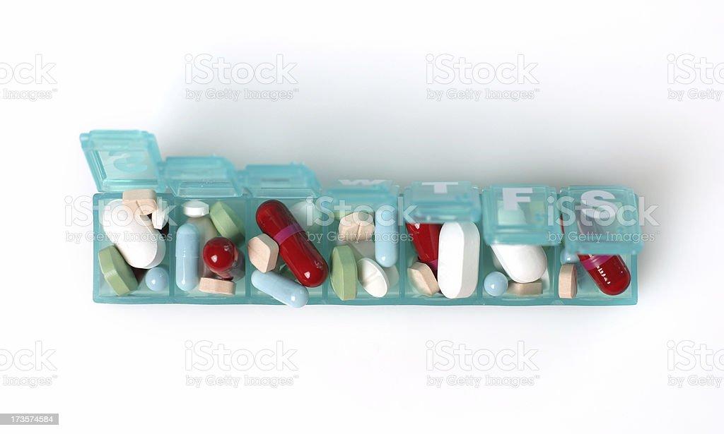 Prescriptions stock photo