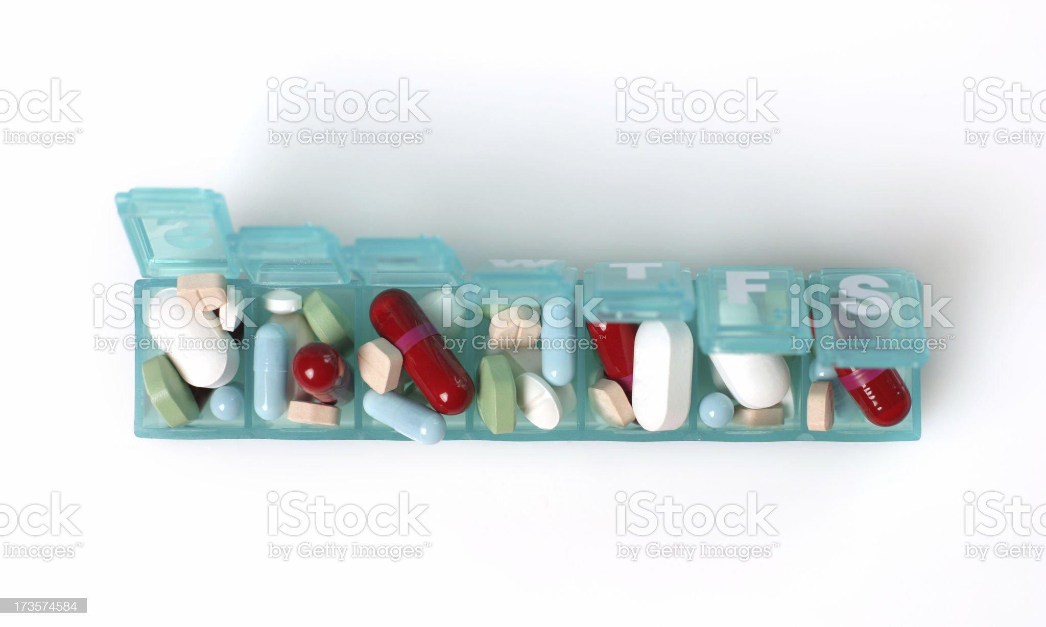 Prescriptions royalty-free stock photo