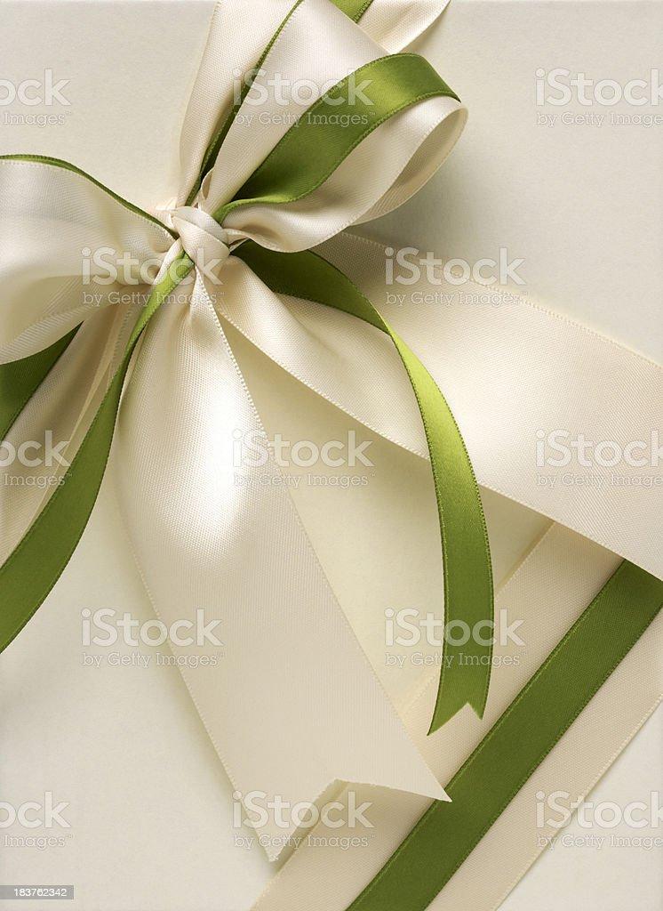 Present detail royalty-free stock photo