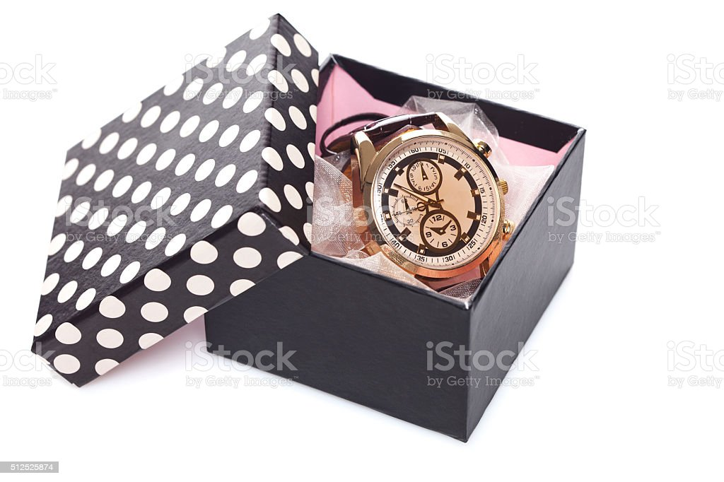Present for you ! stock photo