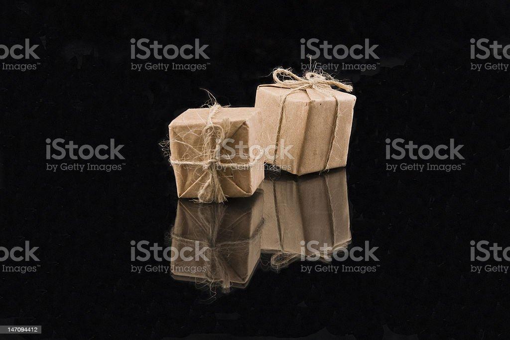present stock photo