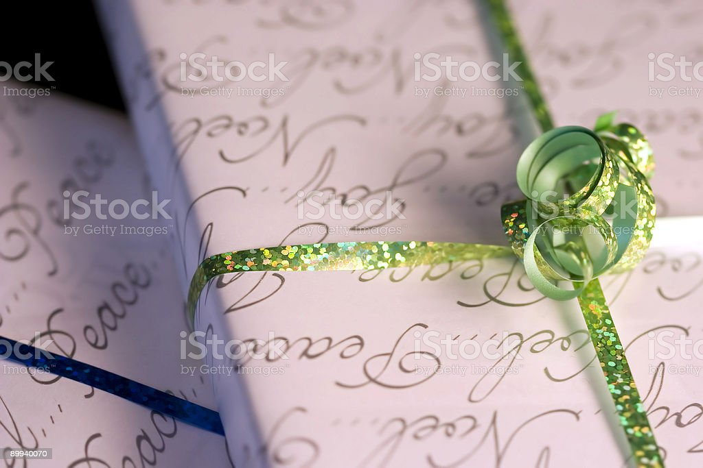 Presents Abstract royalty-free stock photo