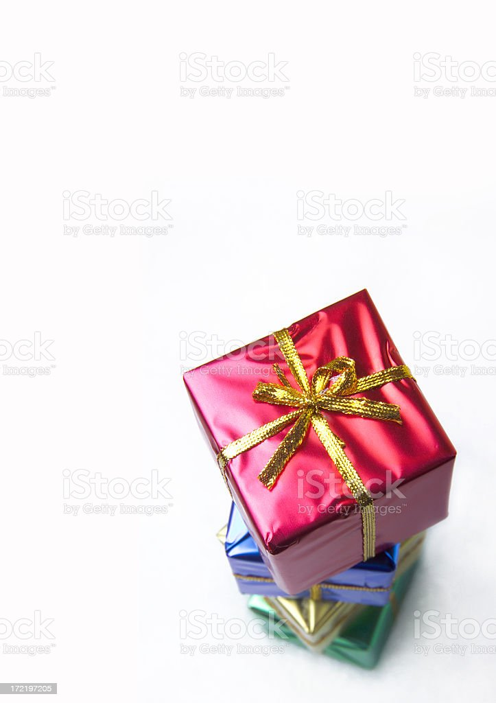 presents royalty-free stock photo