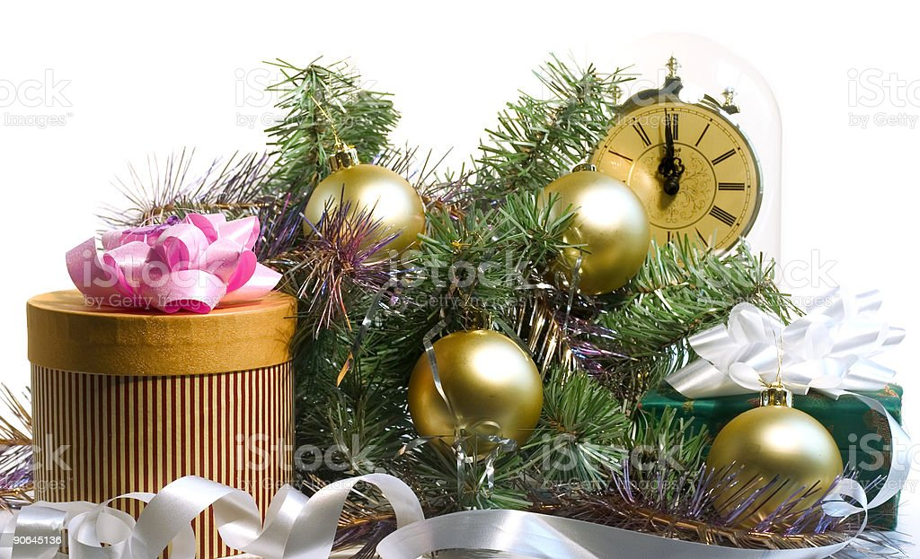 presents time royalty-free stock photo