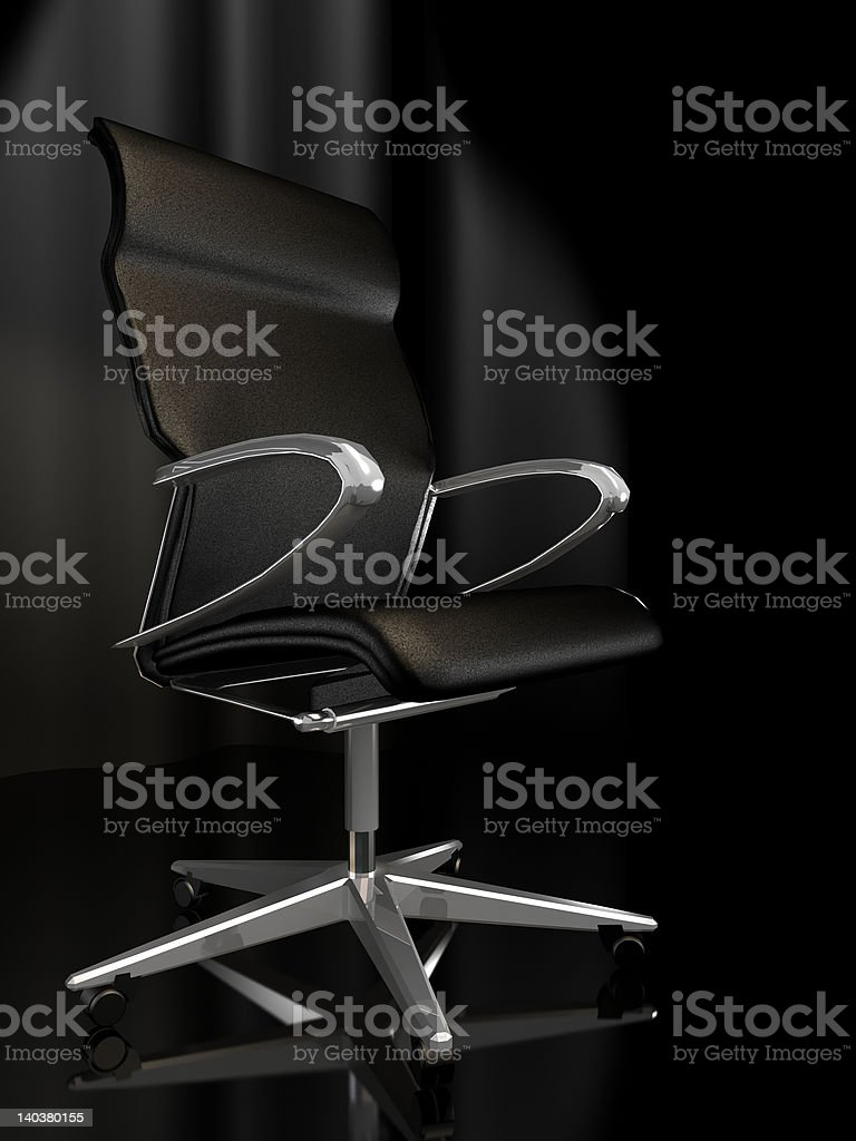 President Chair royalty-free stock photo