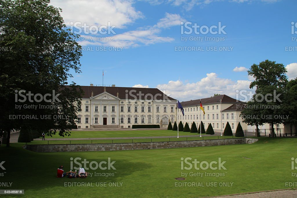 President house royalty-free stock photo