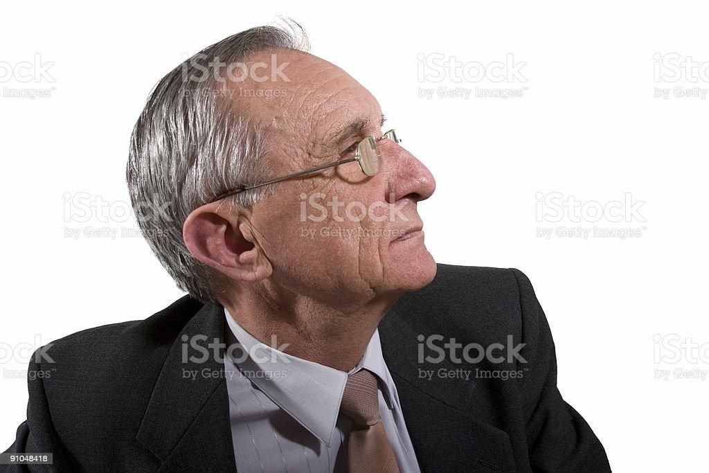 President of company royalty-free stock photo
