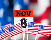 USA Presidential Election Date: November 8