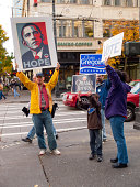 2008 Presidential Elections - Obama supporters