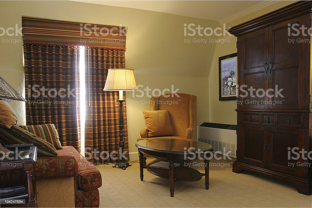 Presidential Suite royalty-free stock photo