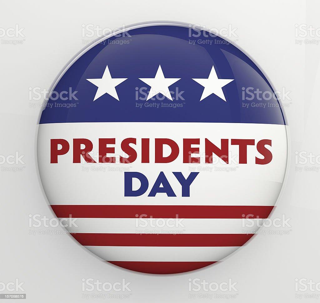 Presidents Day stock photo
