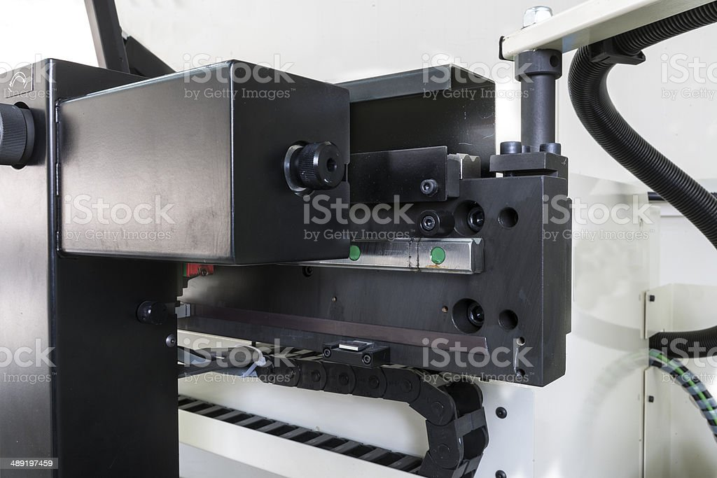 press machinery royalty-free stock photo