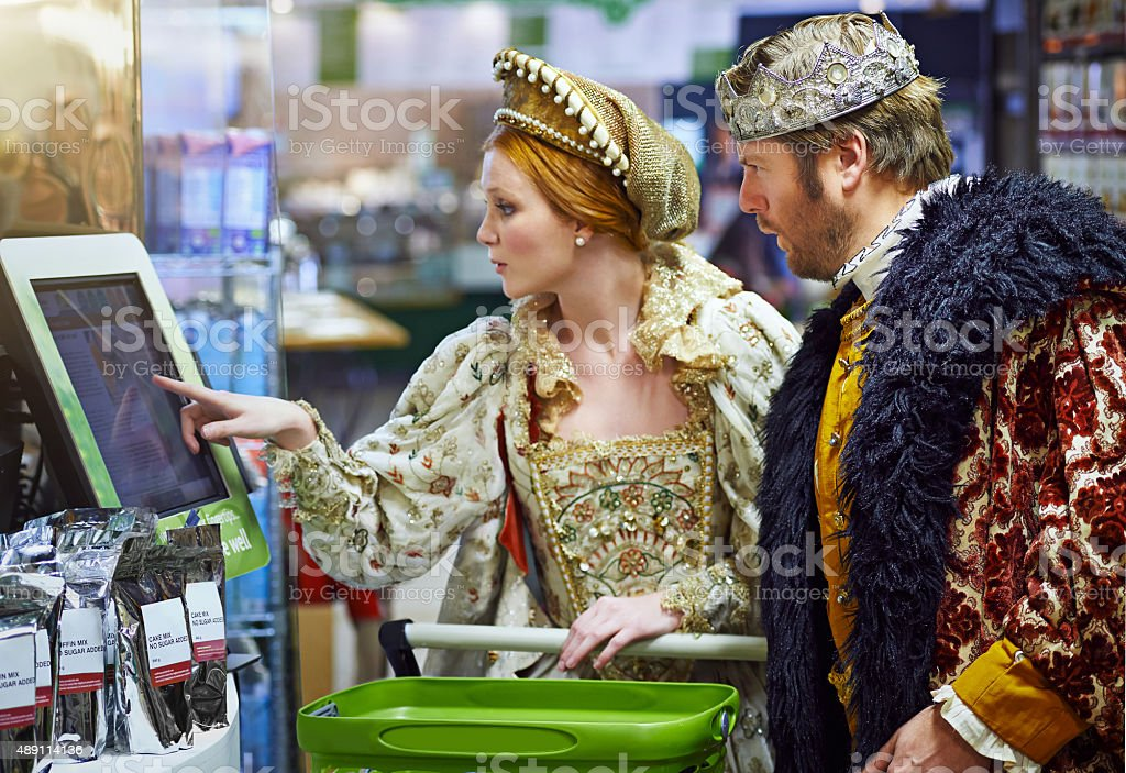 Press the 'Apply coupons' button and make haste! stock photo