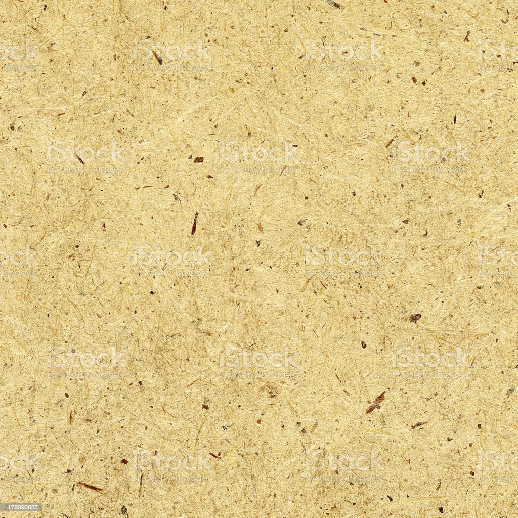 Pressed brown chipboard texture. Wooden background. royalty-free stock photo