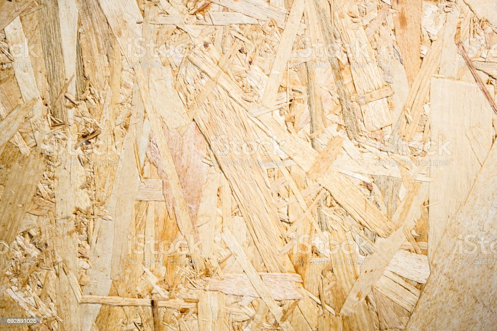 Pressed wood stock photo