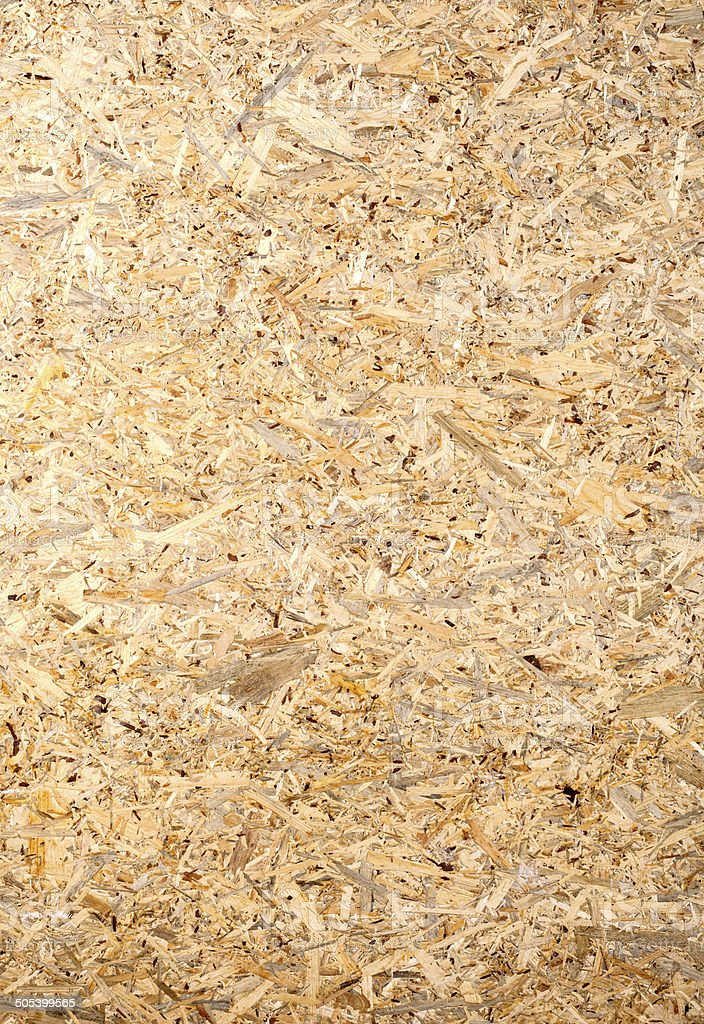 pressed wood texture, osb plate royalty-free stock photo
