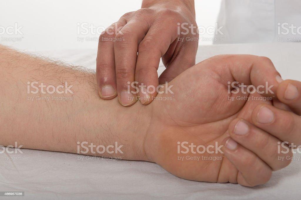 Pressione sanguigna stock photo