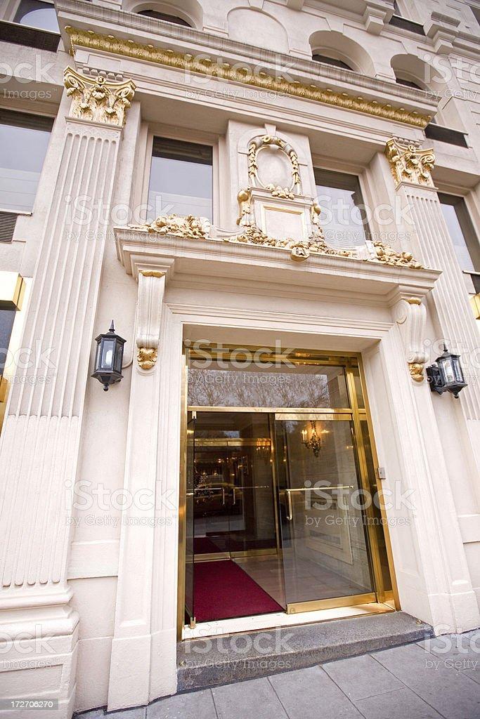 Prestigious House royalty-free stock photo