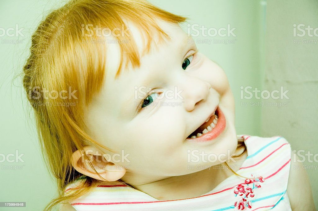 Pretty Child royalty-free stock photo