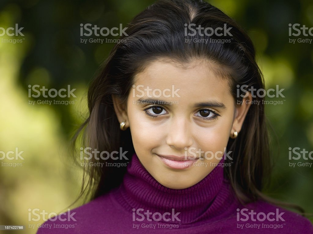 Pretty Face royalty-free stock photo