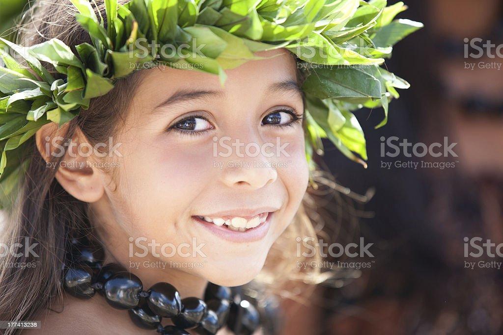 Pretty Girl smiling stock photo