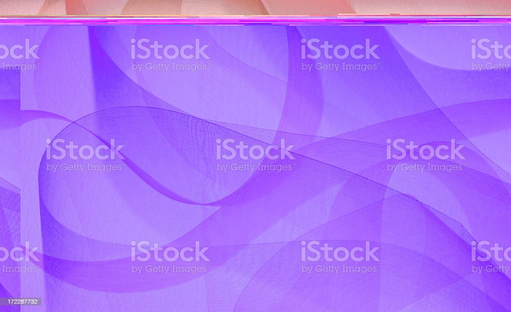 Pretty Pink Ribbons stock photo