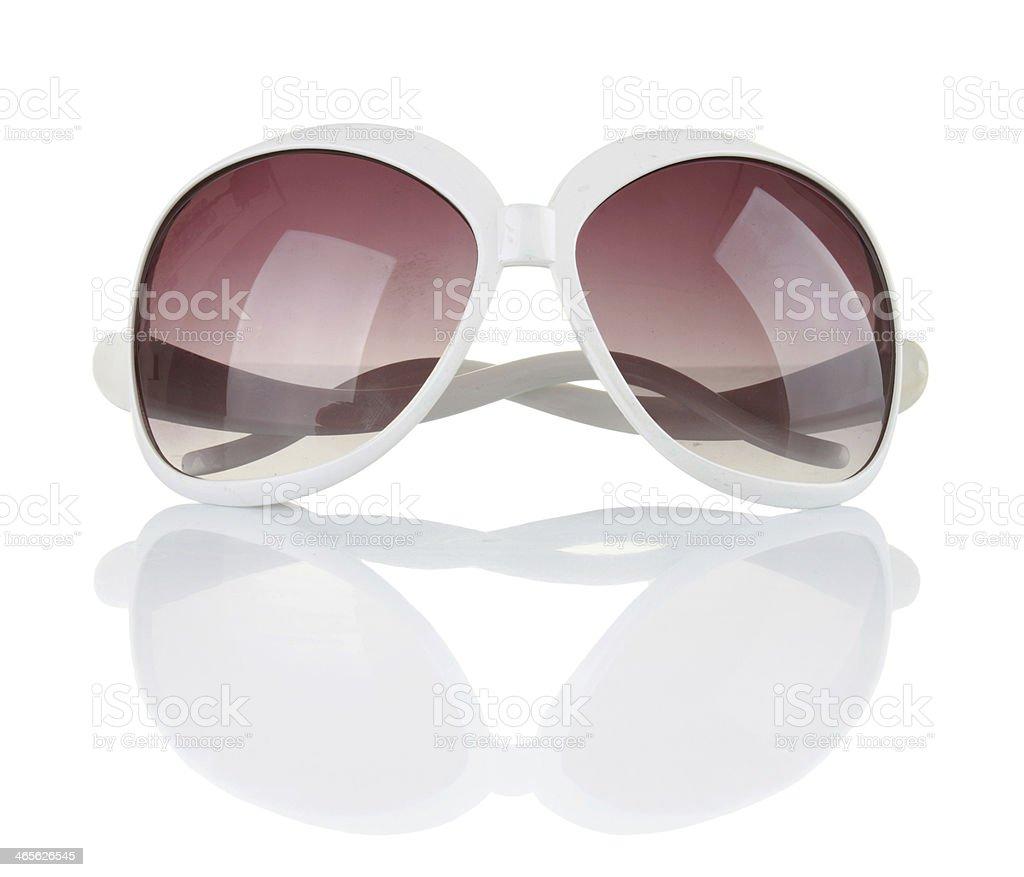 Pretty sun glasses royalty-free stock photo