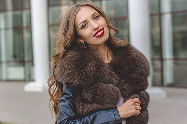 Fur Coat Pictures, Images and Stock Photos - iStock