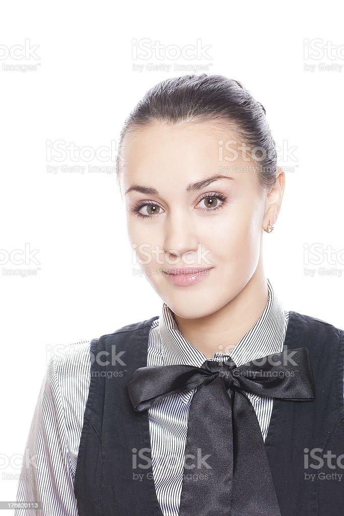 Jolie femme photo libre de droits