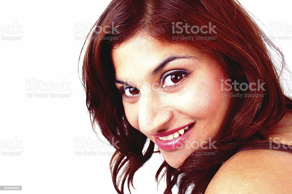 Pretty women royalty-free stock photo