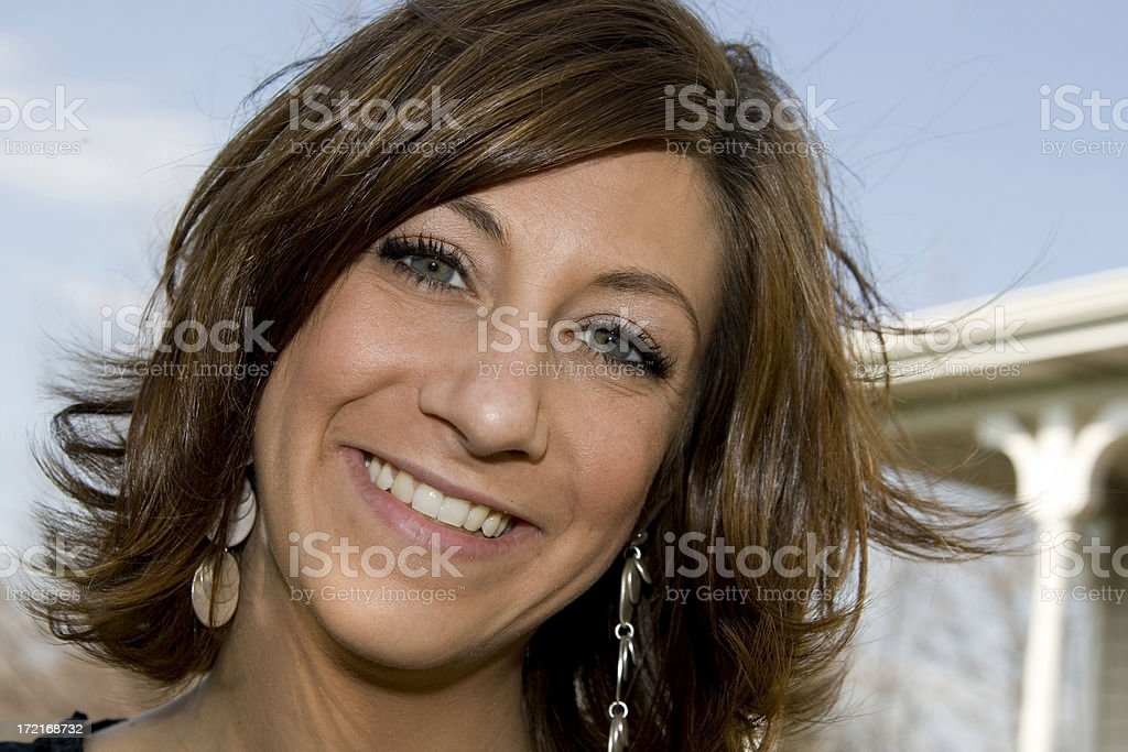 Pretty Young Adult royalty-free stock photo