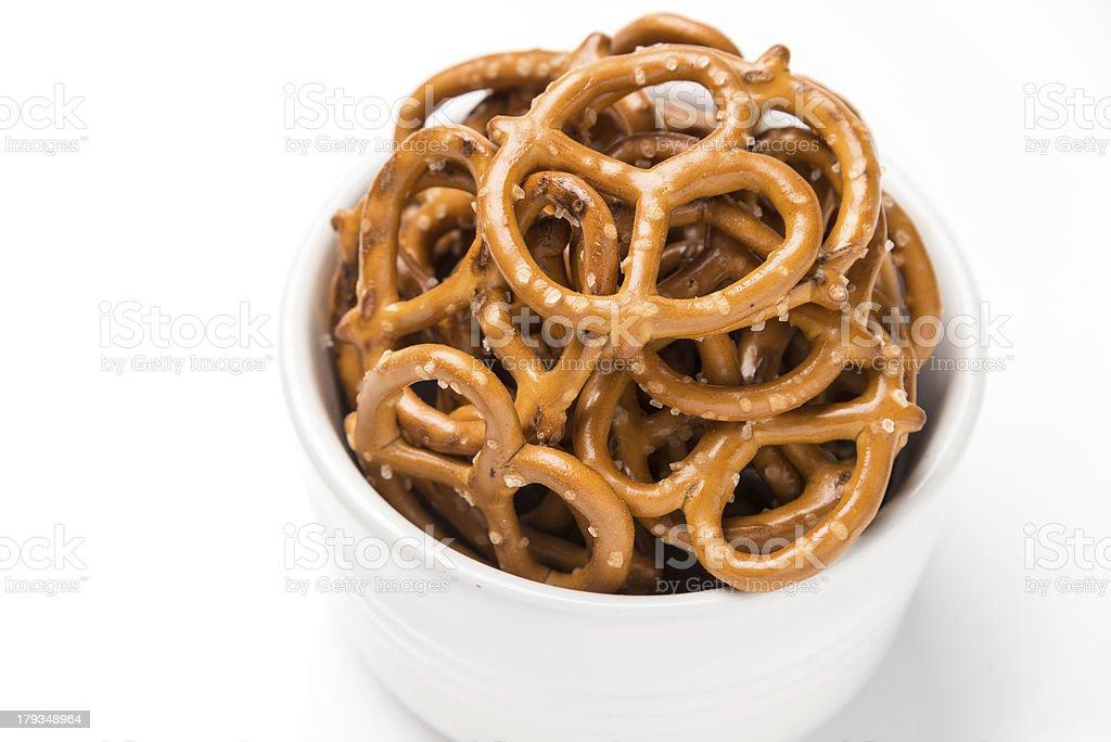 pretzels royalty-free stock photo