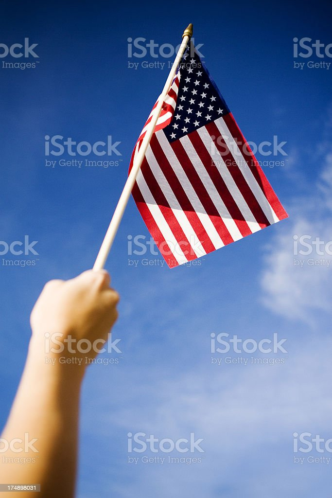 Pride for Country royalty-free stock photo
