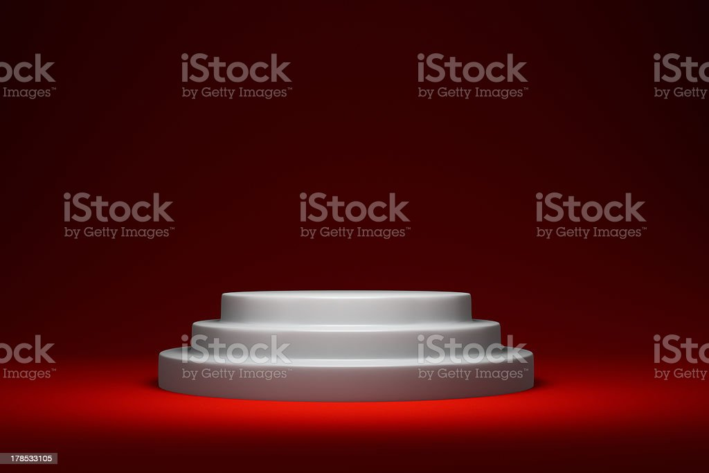 Pride of place royalty-free stock photo