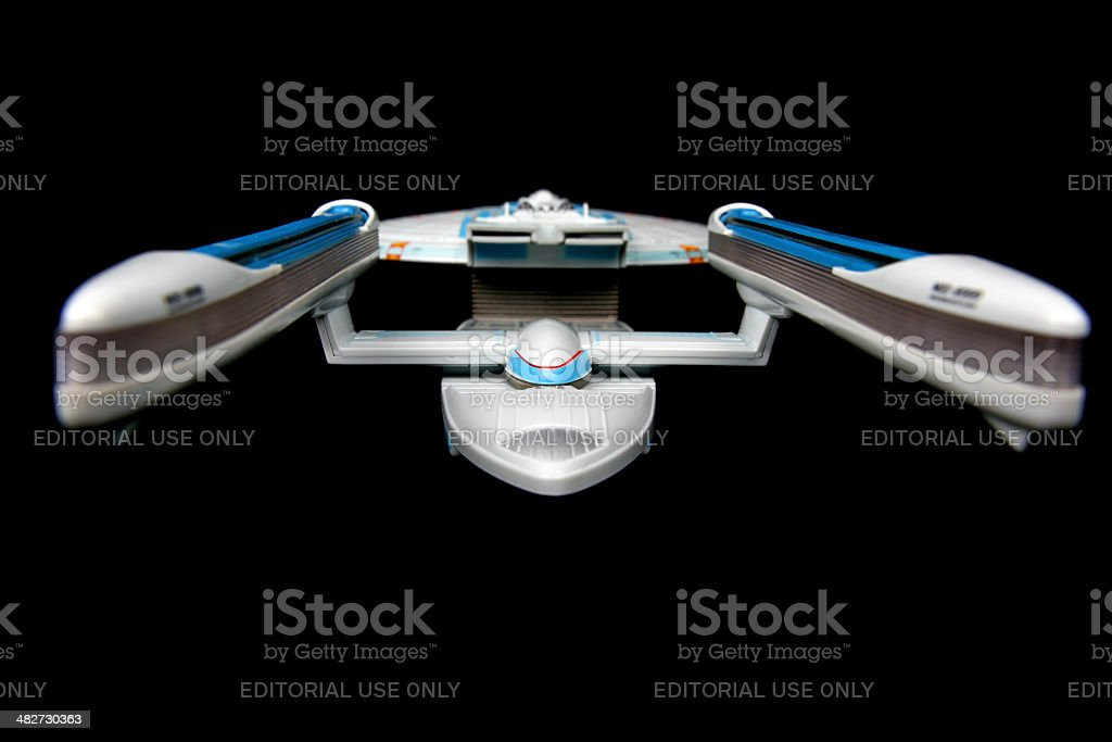 Pride of the Federation stock photo