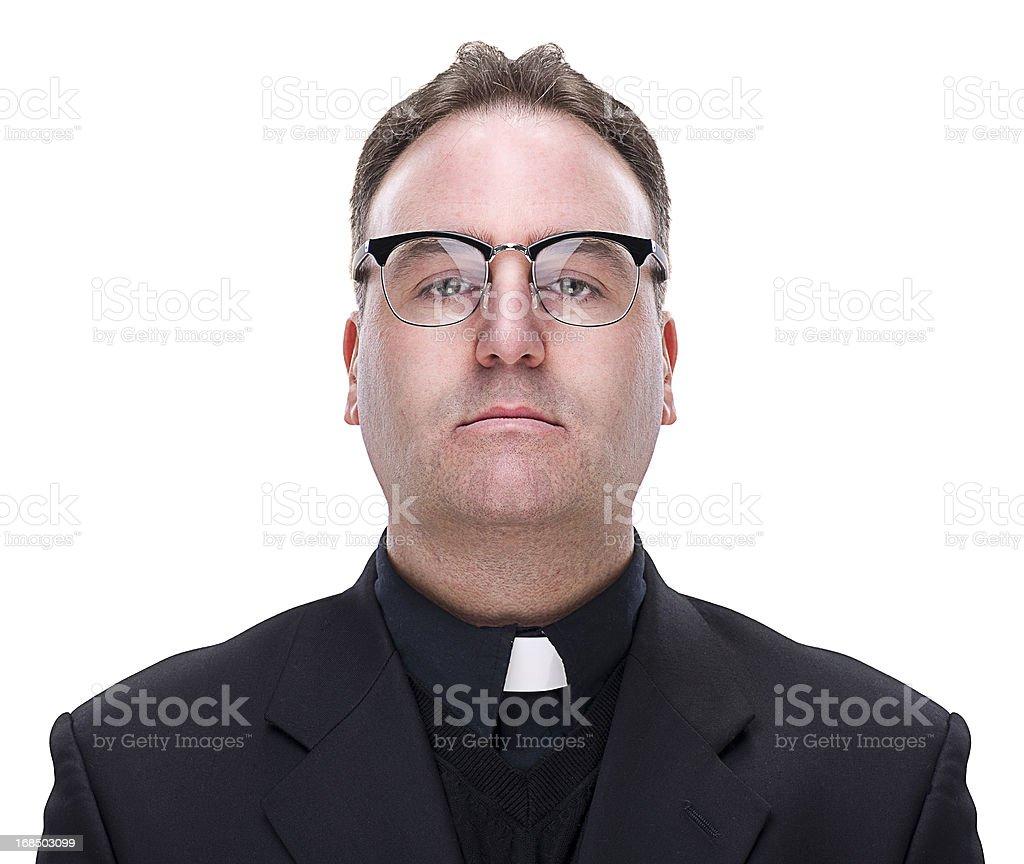 priest stock photo