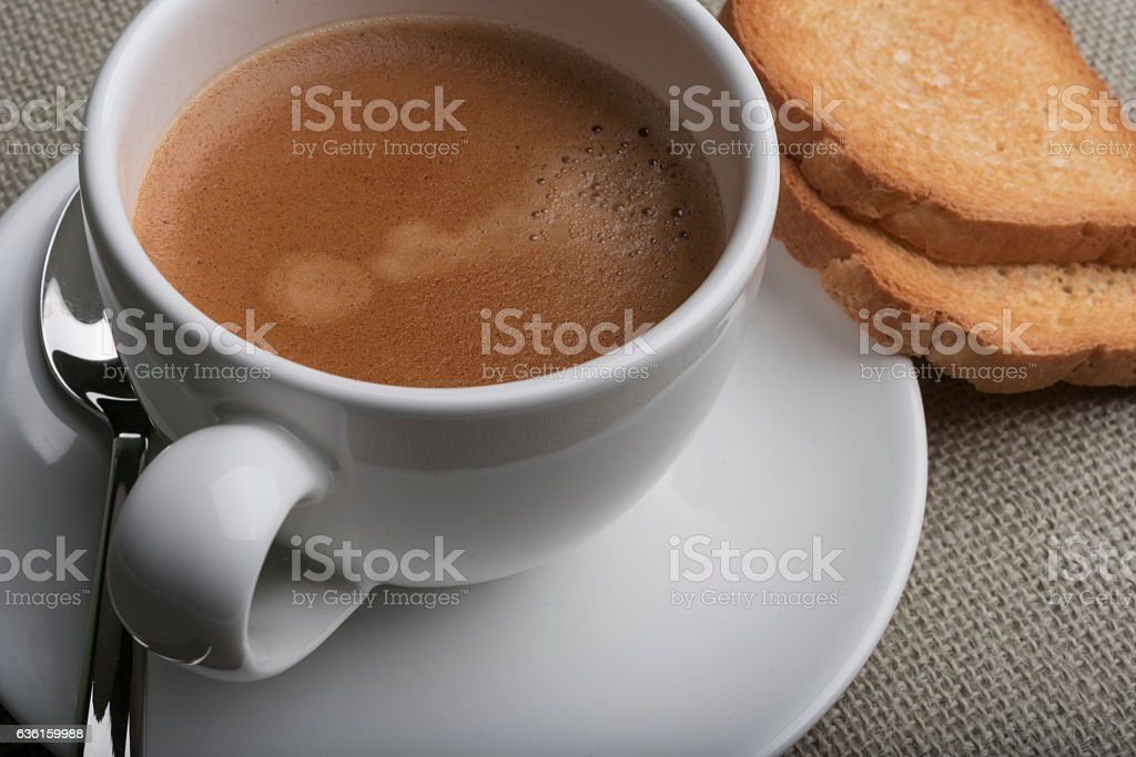Prima colazione stock photo