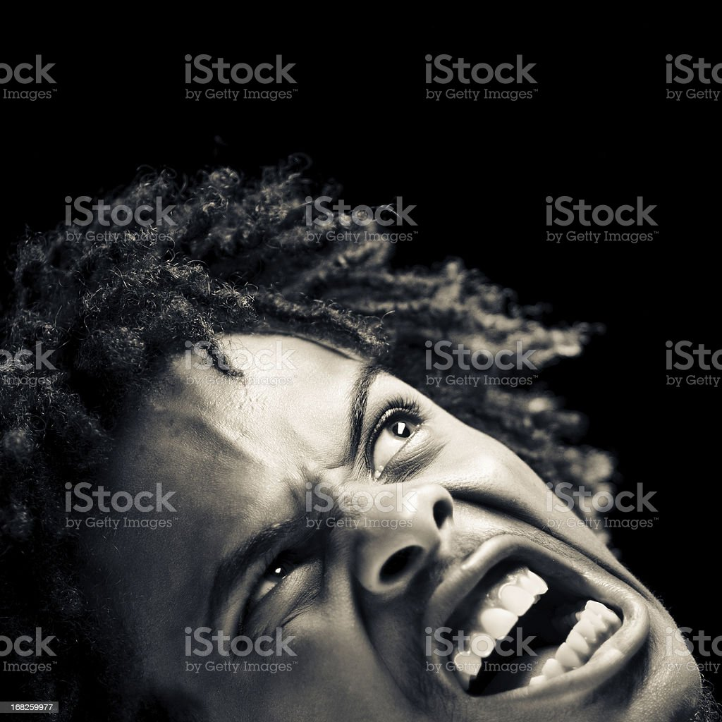 Primal Urges royalty-free stock photo