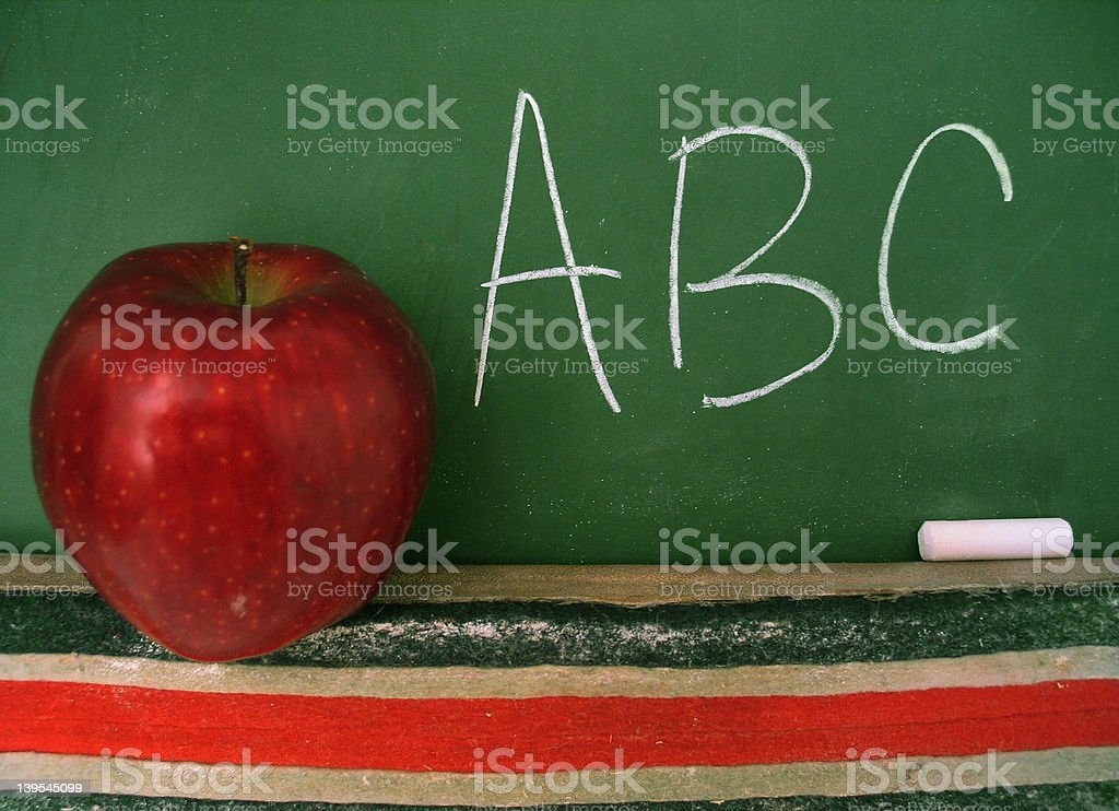 Primary Classroom royalty-free stock photo