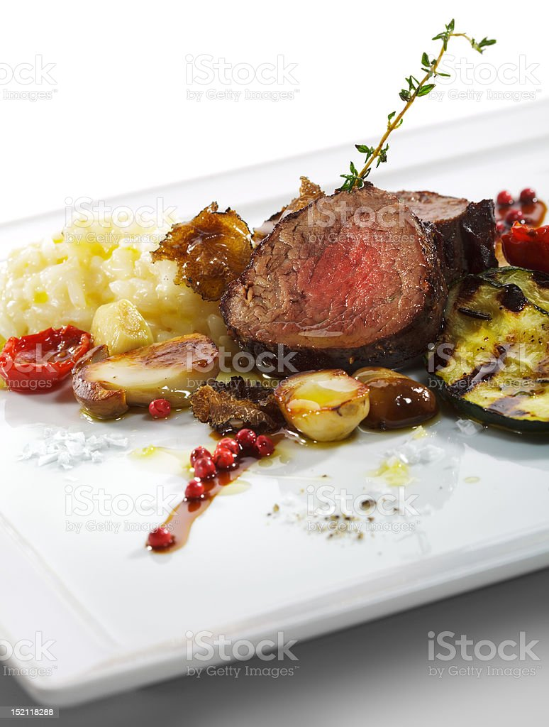Prime Veal royalty-free stock photo